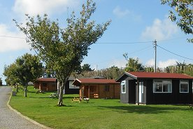 Good value Holiday Chalets at Seaview